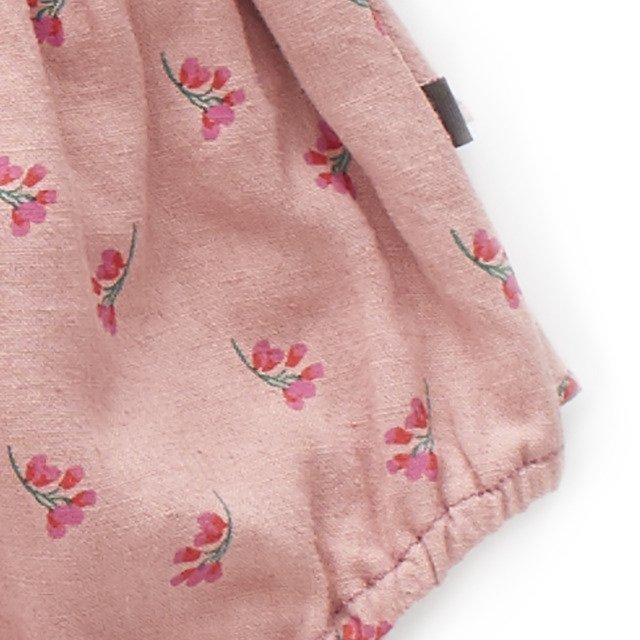【SALE 30%OFF】Ruffled Bloomers Rose/Flowers img3