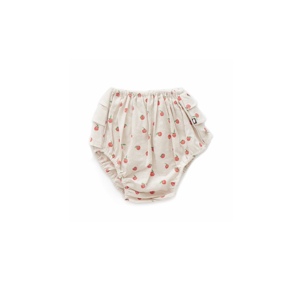 【SUMMER SALE 50%OFF】Ruffled Bloomers Beige/Peaches img