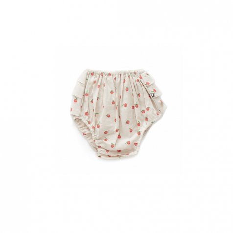 Ruffled Bloomers Beige/Peaches