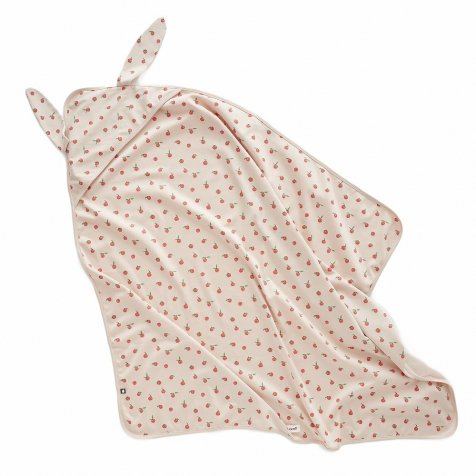 Bunny Swaddle Lt. Pink/Peaches