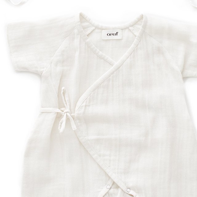 【SALE 30%OFF】Baby Swaddle Set White img3