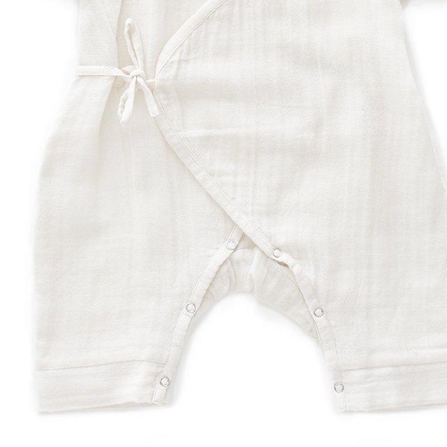 【SALE 30%OFF】Baby Swaddle Set White img4