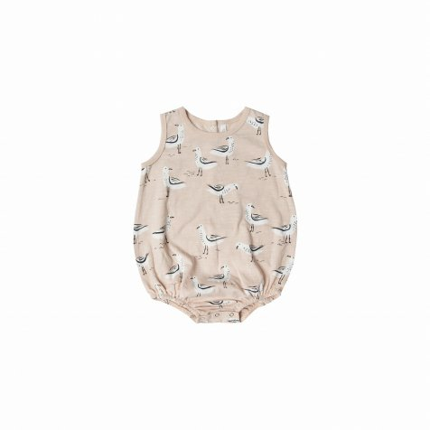 【SALE 30%OFF】seagulls bubble onesie pearl
