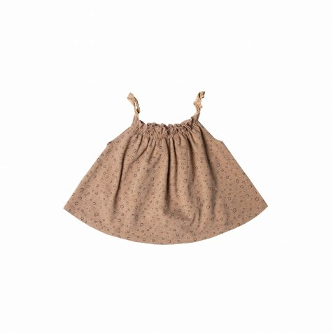 【SALE 30%OFF】bubbles baby swing top terra cotta
