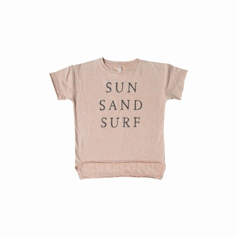 【SALE 30%OFF】sun sand surf new edge t-shirt terra cotta