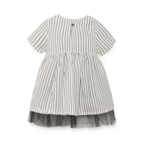 【SALE 30%OFF】Tap Baby Dress WHITE