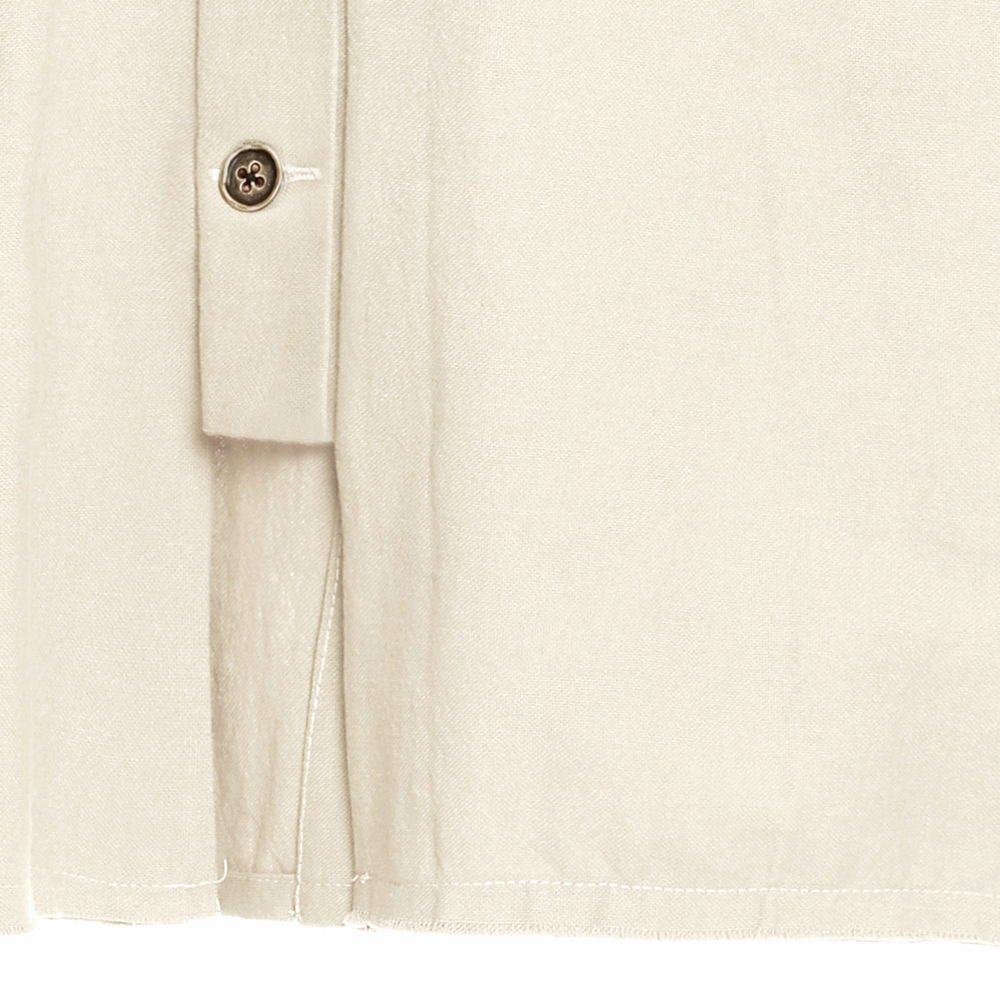 【SALE 30%OFF】Dancer's Button Coat IVORY img4