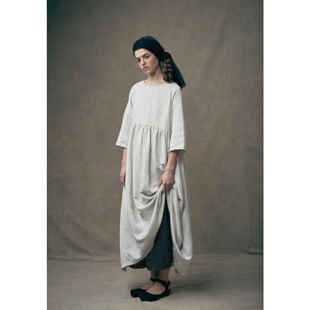 【50%OFF】Tap Dress WHITE img4