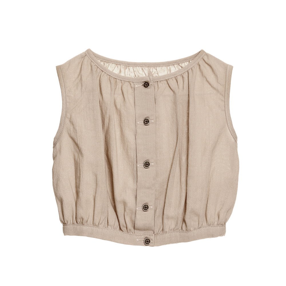 【SALE 30%OFF】Ballet Top MAUVE img