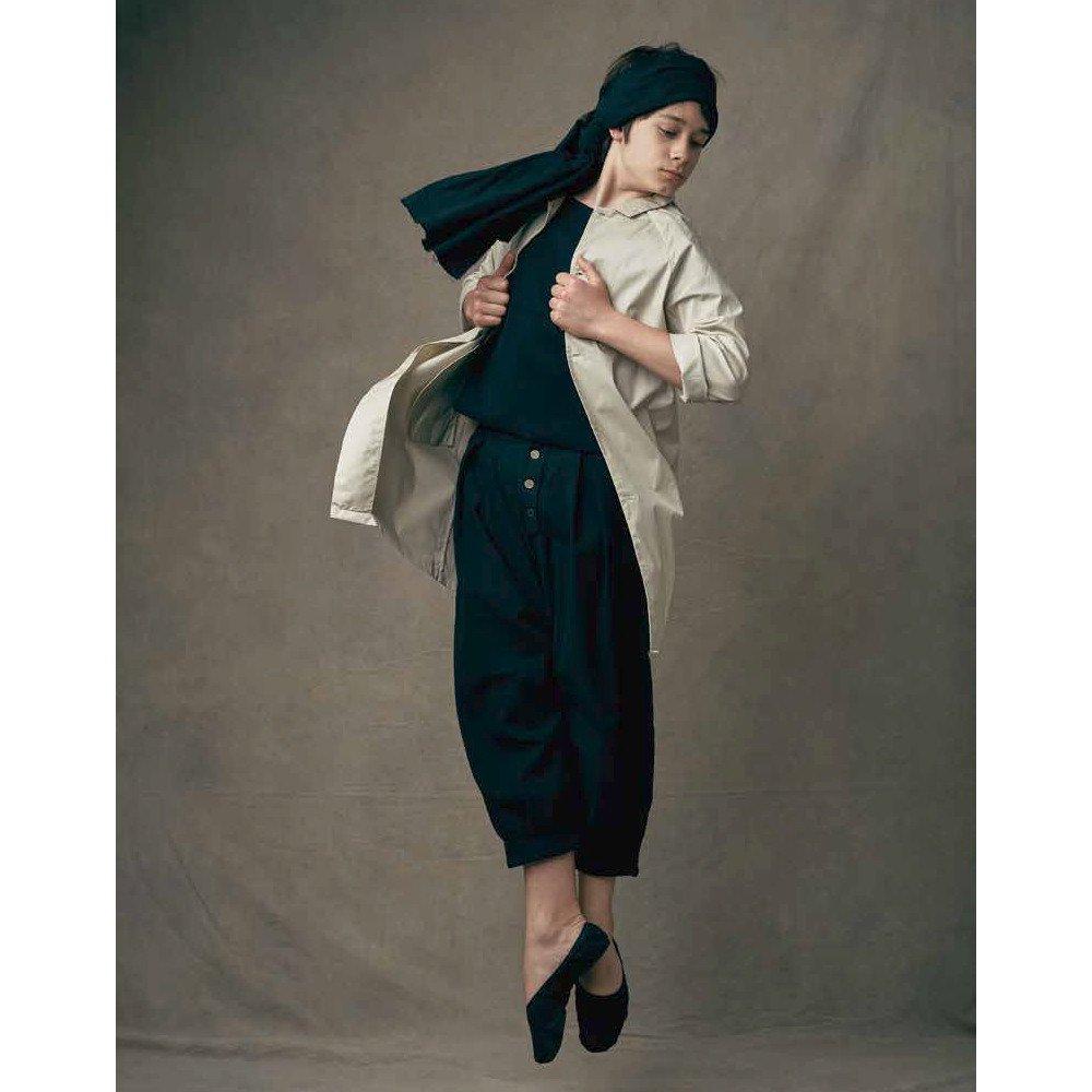 【SALE 30%OFF】Dancer's Pants BLACK img1