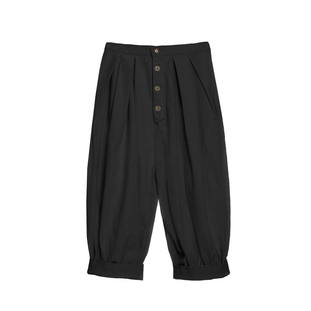 【SALE 30%OFF】Dancer's Pants BLACK img2