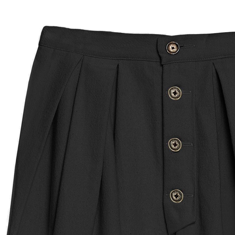 【SALE 30%OFF】Dancer's Pants BLACK img3
