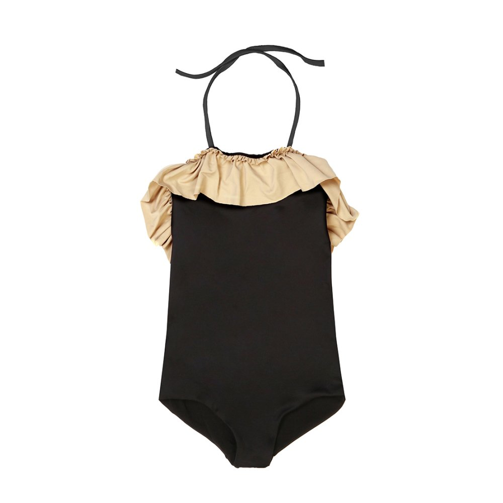 【SALE 30%OFF】Degas Bathing Suit BLACK img1