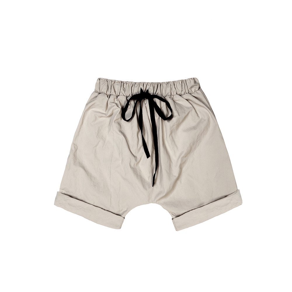 【SALE 30%OFF】Baggy Bathing Shorts STONE img
