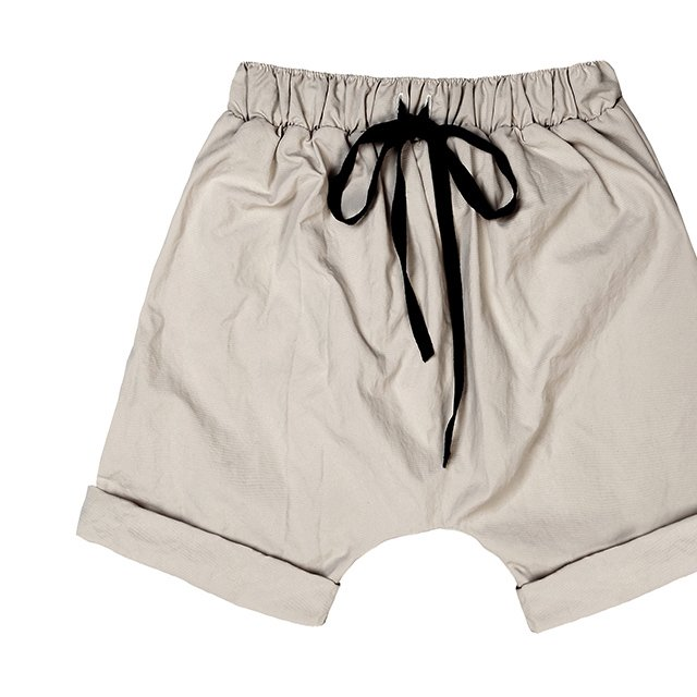 Baggy Bathing Shorts STONE img1
