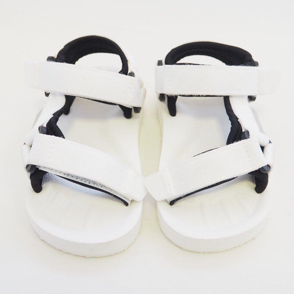 【SALE 30%OFF】Velcro Sandal WHITE img1