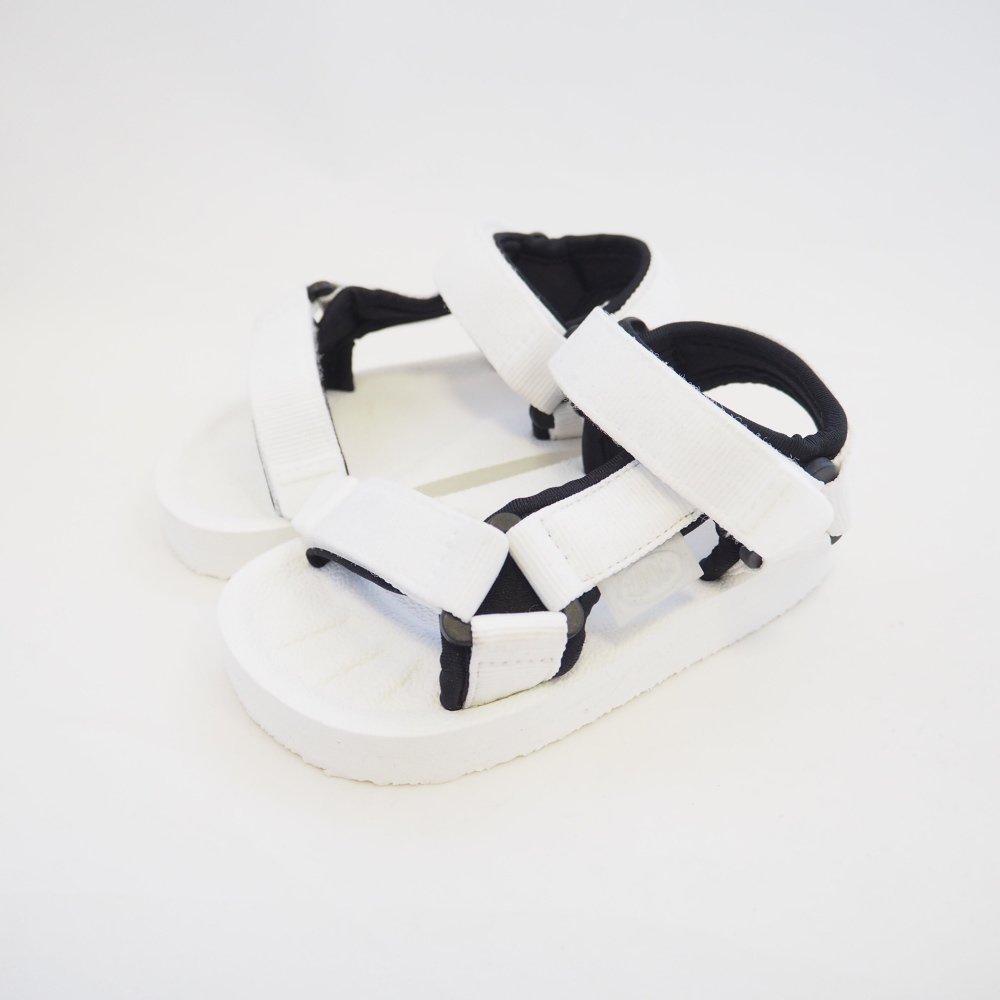 【SALE 30%OFF】Velcro Sandal WHITE img2