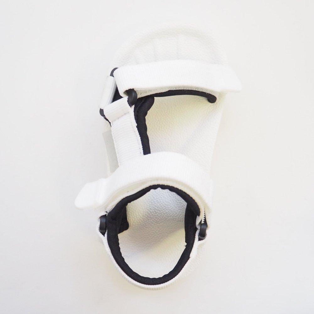 【SALE 30%OFF】Velcro Sandal WHITE img3
