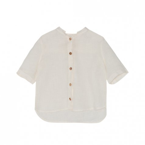 【SALE 30%OFF】Neverland Shirt Natural Flour