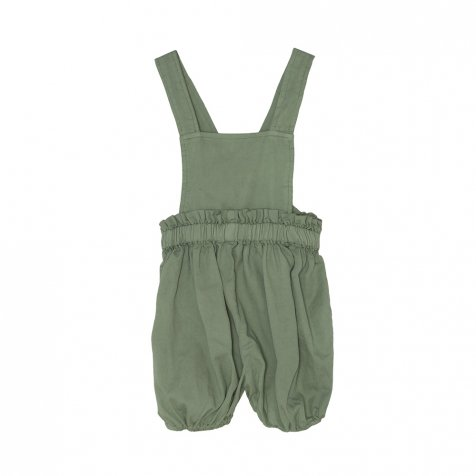 Field Romper Green Mint