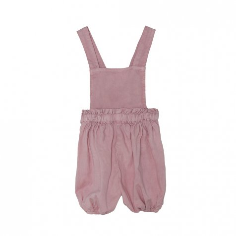 【SALE 30%OFF】Field Romper Soft Cherry