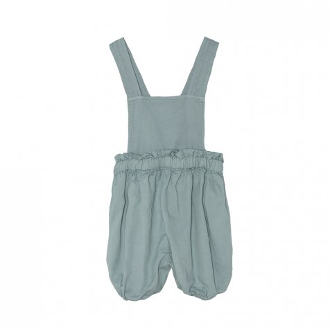 【SALE 30%OFF】Field Romper Blue Sky