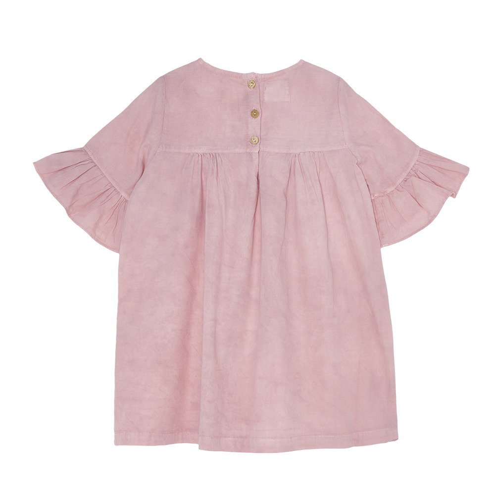 【SALE 30%OFF】Nightie Dress Soft Cherry img2