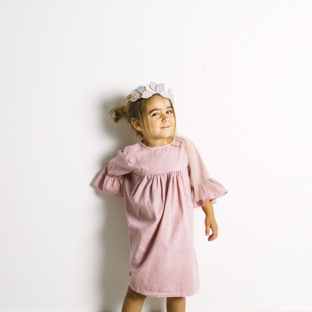【SALE 30%OFF】Nightie Dress Soft Cherry img4