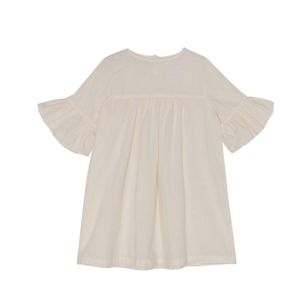 【SALE 30%OFF】Nightie Dress Natural Flour img