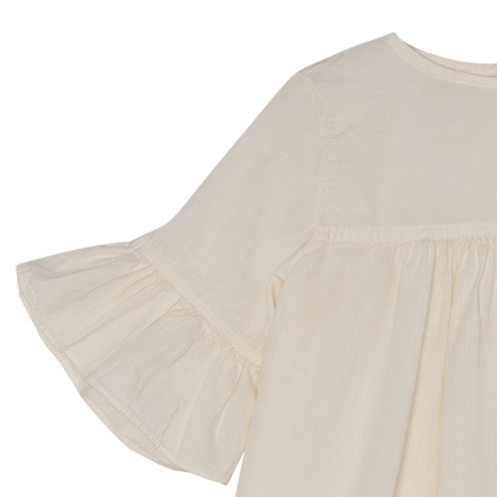 【SALE 30%OFF】Nightie Dress Natural Flour img1