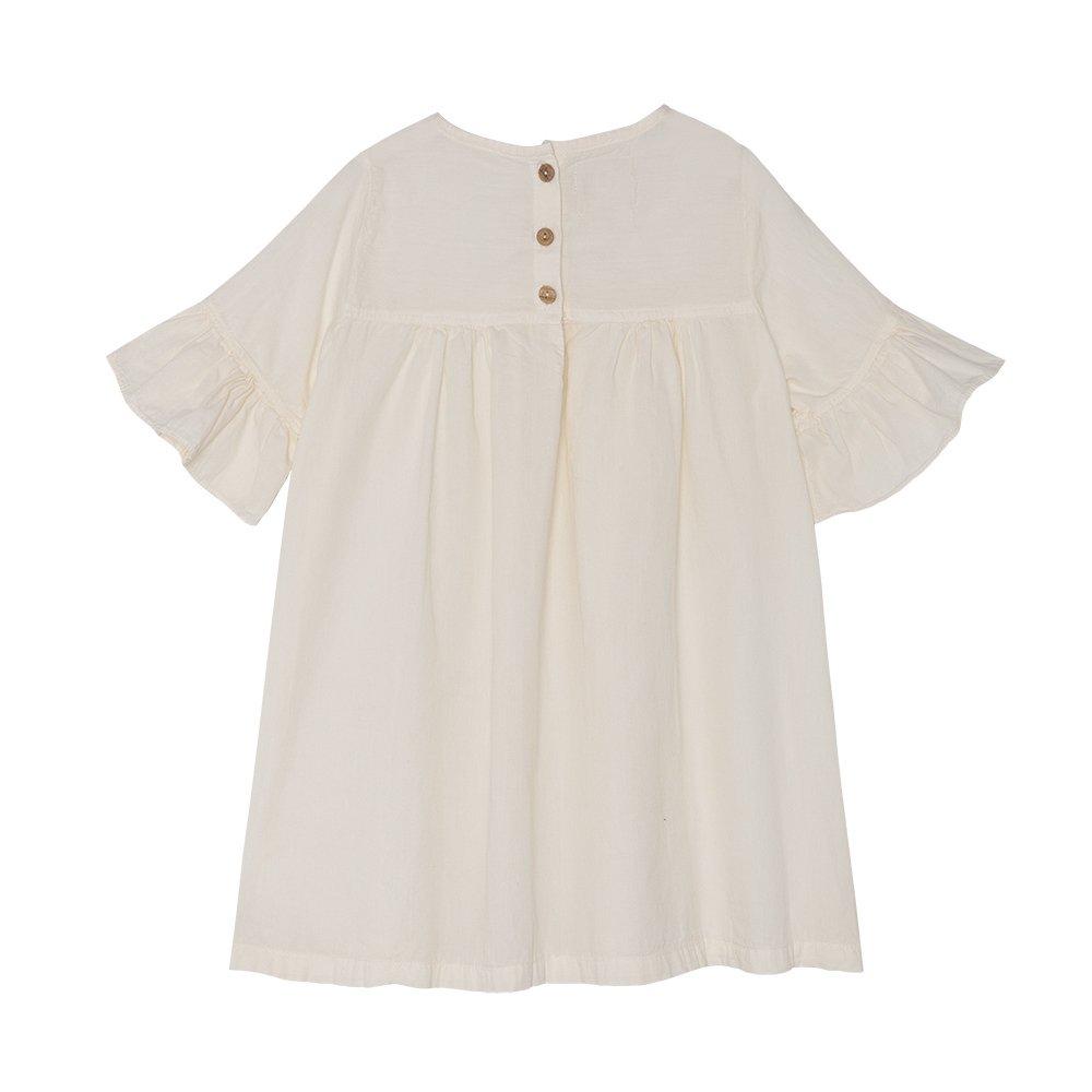 【SALE 30%OFF】Nightie Dress Natural Flour img2