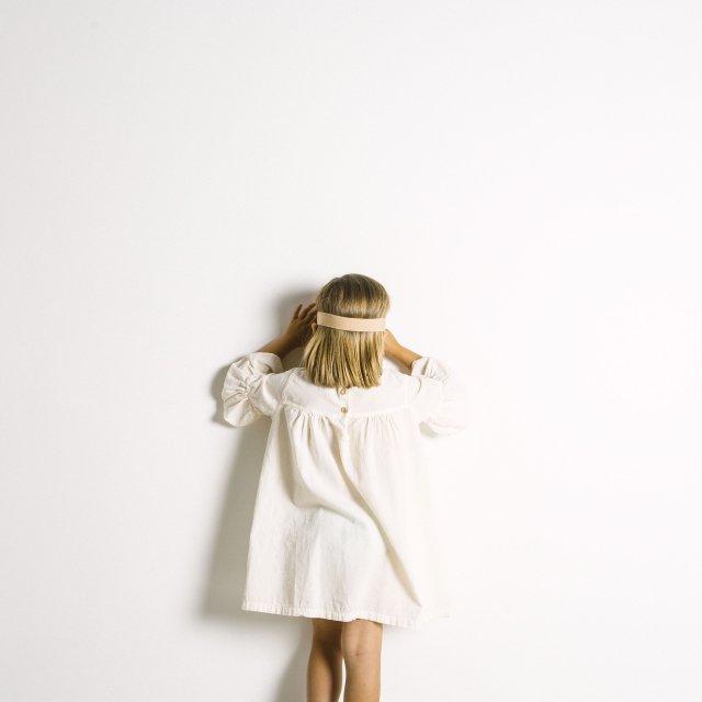 【SALE 30%OFF】Nightie Dress Natural Flour img5