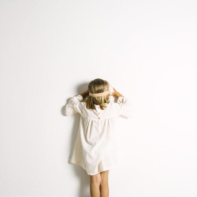 【SALE 30%OFF】Nightie Dress Natural Flour img7
