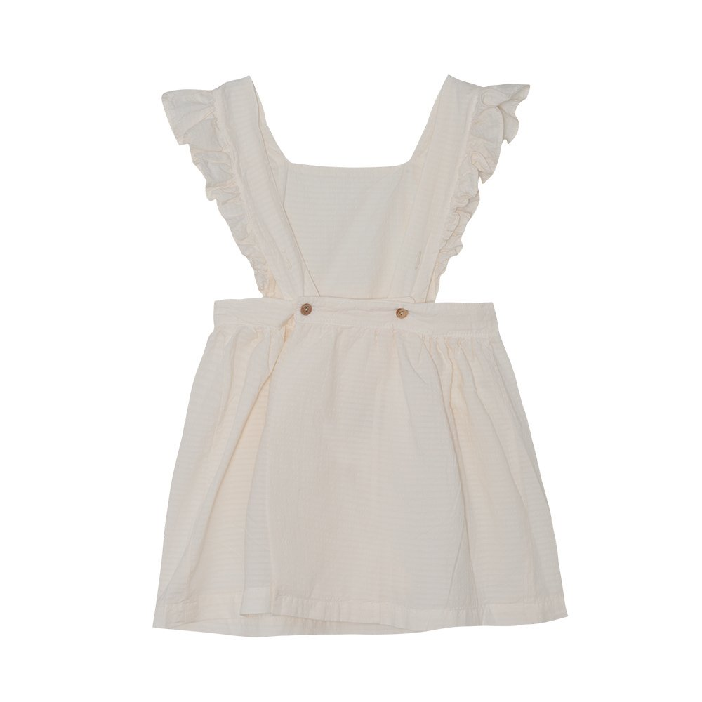 【SALE 30%OFF】Homeground Dress Natural Flour img2