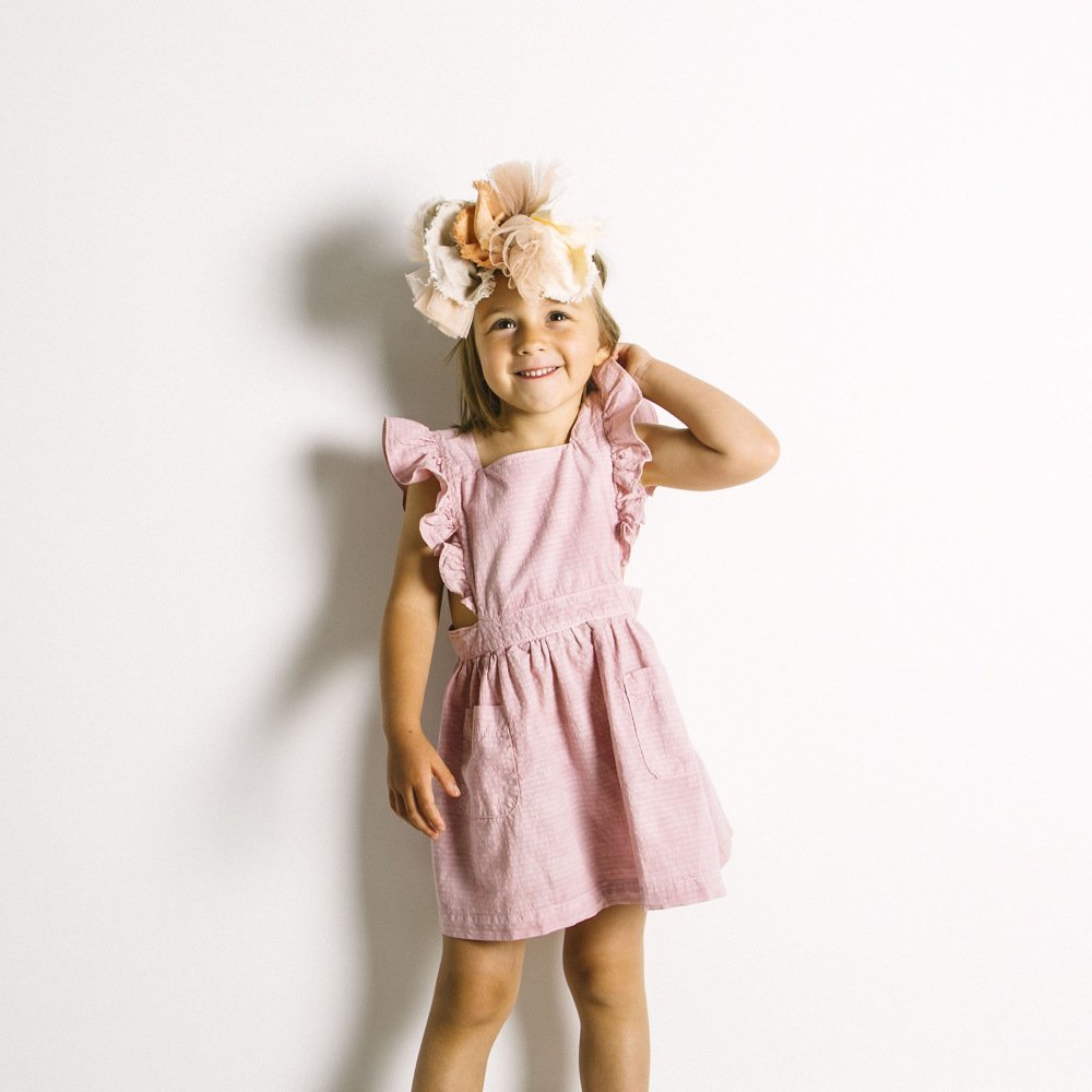 【SALE 30%OFF】Homeground Dress Natural Flour img5