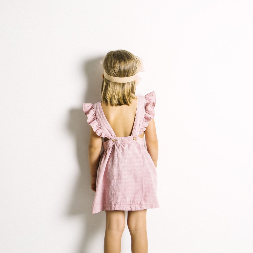 【SALE 30%OFF】Homeground Dress Natural Flour img6