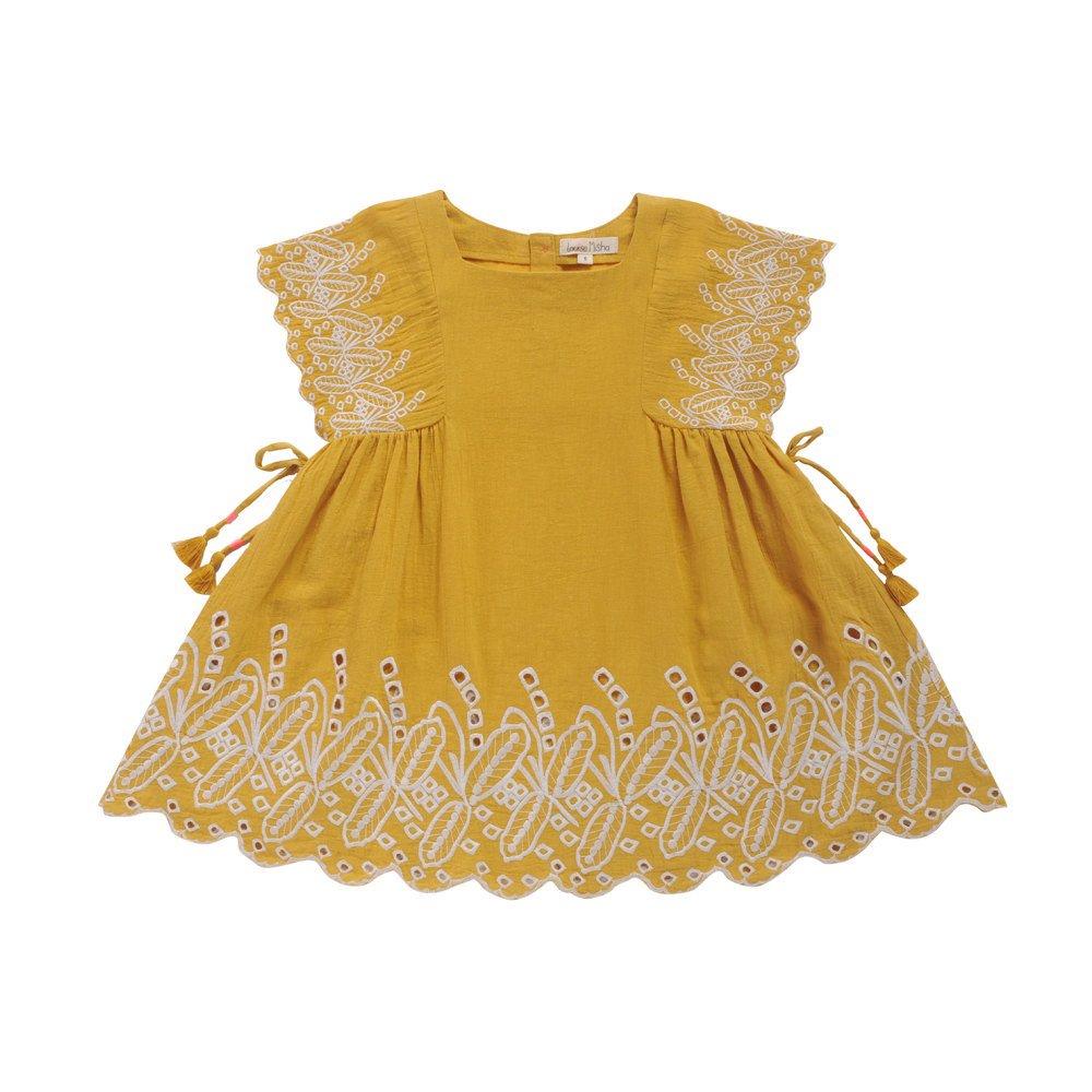 【30%OFF→40%OFF】Dress Nouchka Safran img