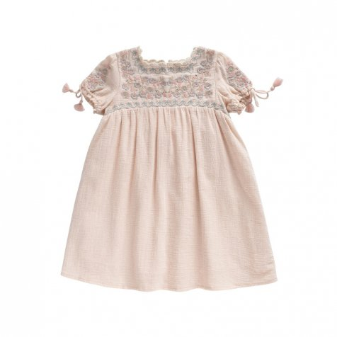 【SALE 30%OFF】Dress Adrika Blush