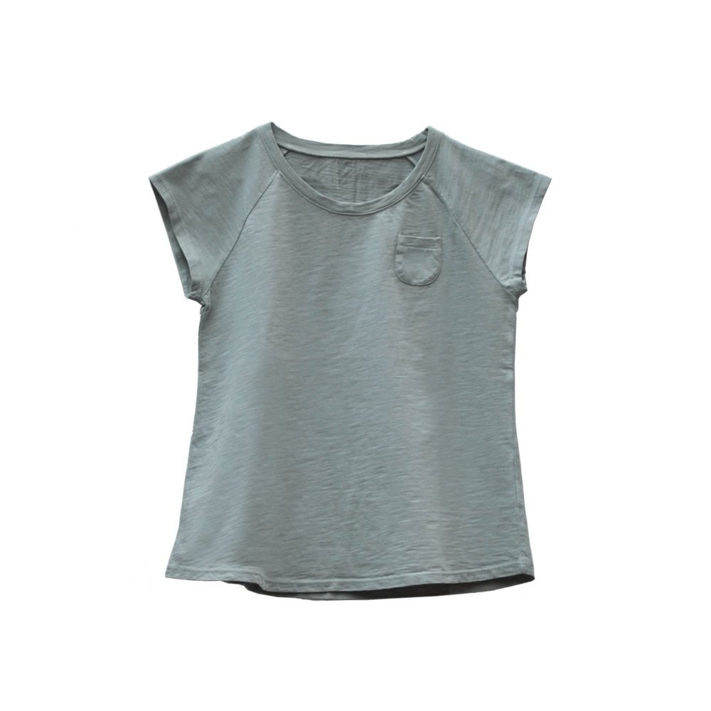 CHIC Tee 100% cotton Olivier img
