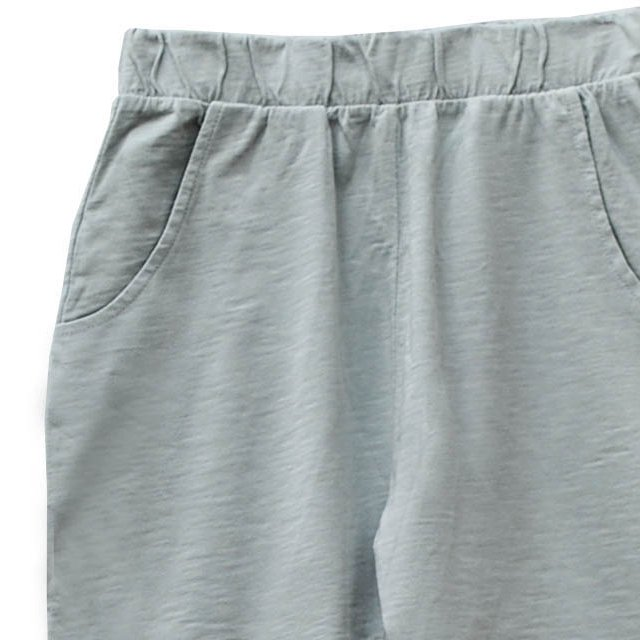 【SALE 30%OFF】HIDO shorts 100% cotton Olivier img1