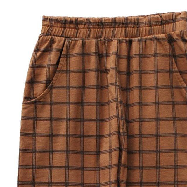 【60%OFF】HIDO CHECK shorts 100% cotton Arizona img1
