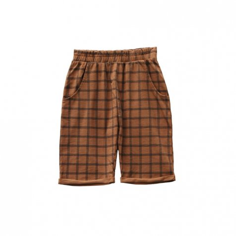 【SALE 30%OFF】HIDO CHECK shorts 100% cotton Arizona