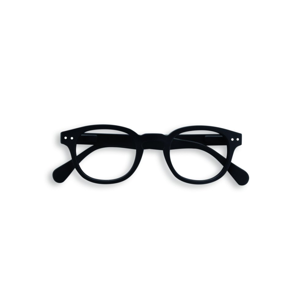 GLASS FOR SCREENS JUNIOR ブルーライトカット眼鏡 #C BLACK img