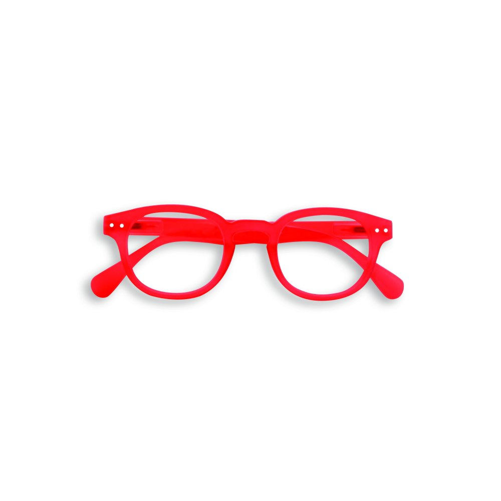 GLASS FOR SCREENS JUNIOR ブルーライトカット眼鏡 #C RED img