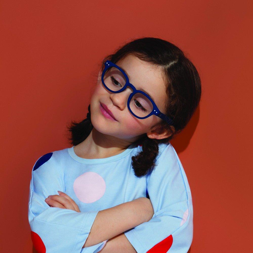 GLASS FOR SCREENS JUNIOR ブルーライトカット眼鏡 #C RED img2