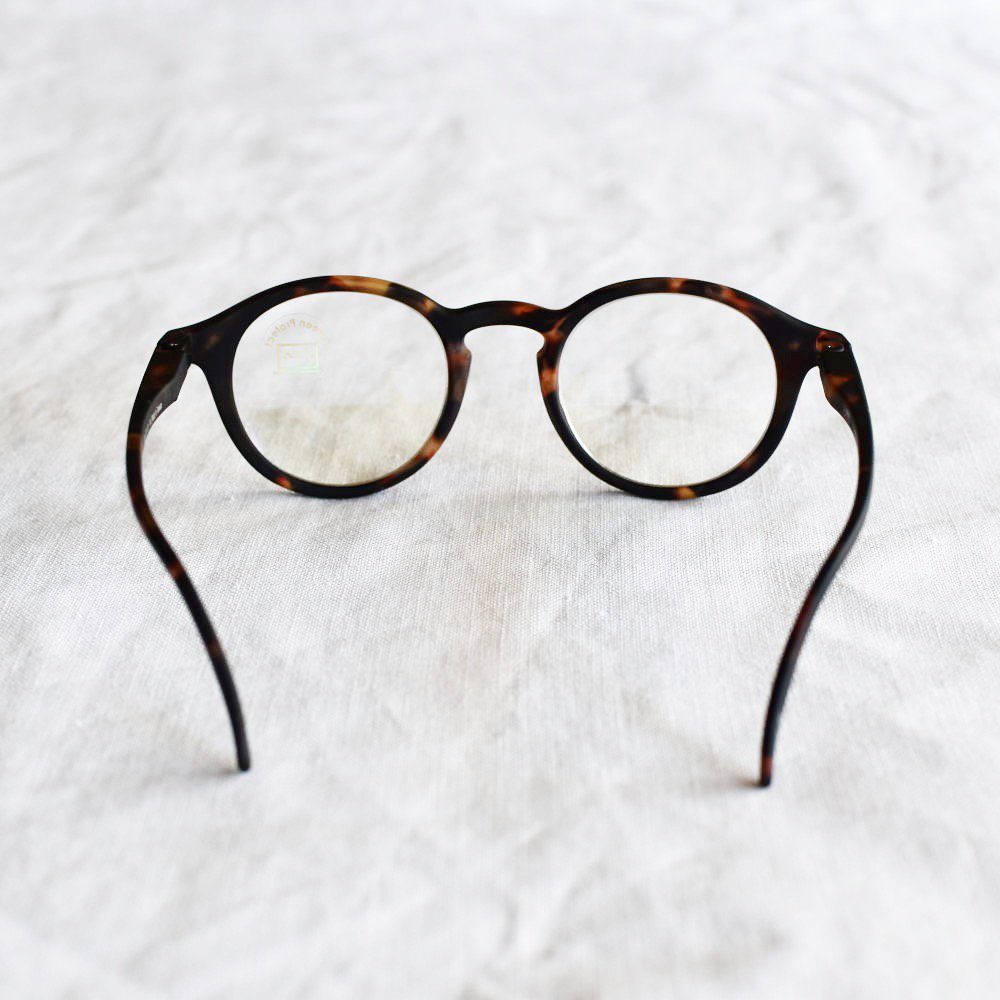 GLASS FOR SCREENS JUNIOR ブルーライトカット眼鏡 #D TORTOISE img3