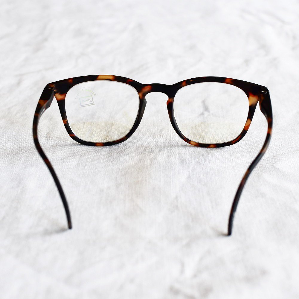 GLASS FOR SCREENS JUNIOR ブルーライトカット眼鏡 #E TORTOISE img3