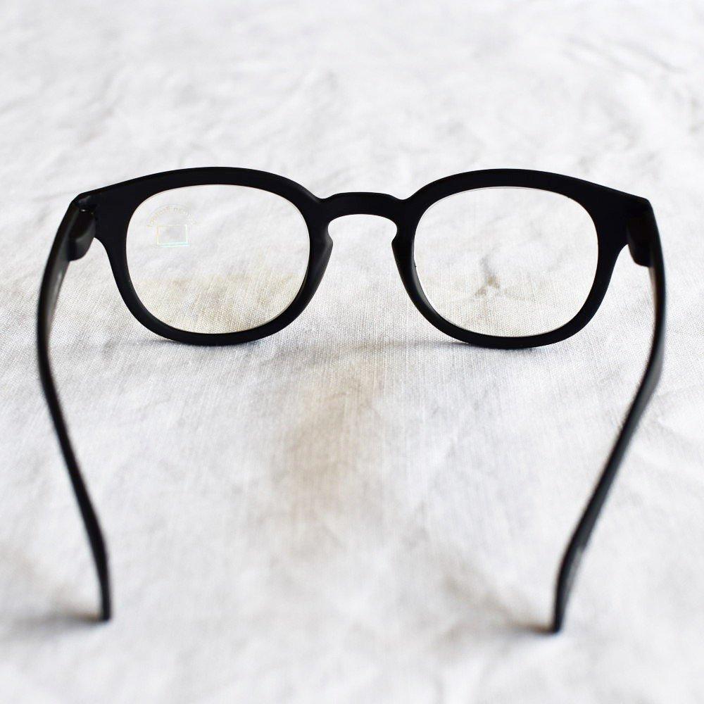GLASS FOR SCREENS ブルーライトカット眼鏡 #C BLACK img3