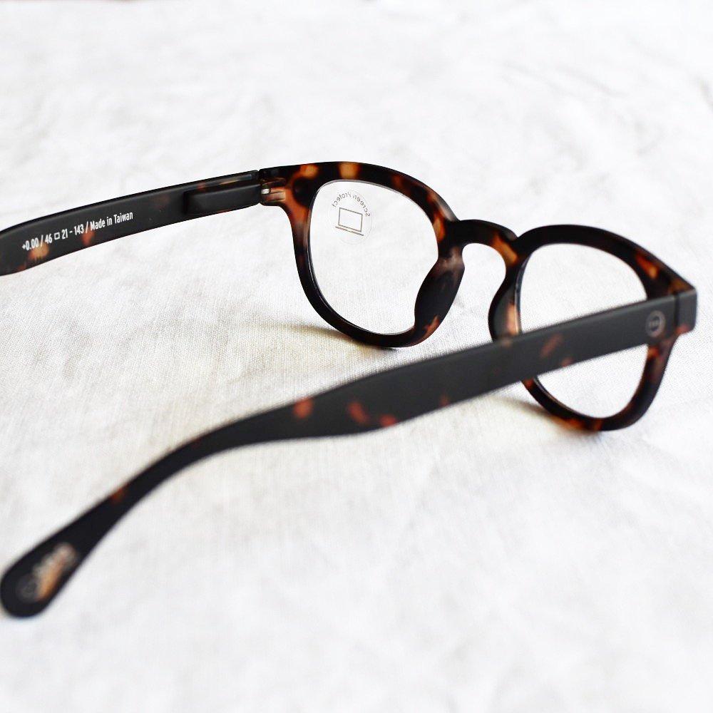 GLASS FOR SCREENS ブルーライトカット眼鏡 #C TORTOISE img2