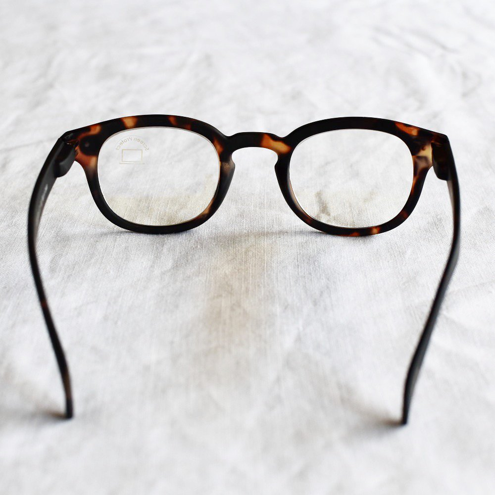 GLASS FOR SCREENS ブルーライトカット眼鏡 #C TORTOISE img3